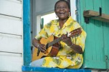 Concert de Calypso Rose à l'espace Malraux