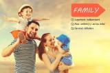 Offre Family sur l'île des Embiez dédiée aux familles offre spéciale pour les parents ile des embiez