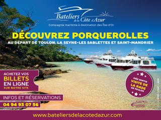 Les Bateliers de la Côte d'Azur