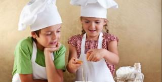 Atelier de cuisine pour enfants au restaurant le Kennedy Six Fours