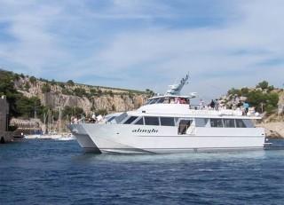 Atlantide one-day cruise