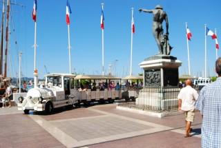 BIT Toulon - Les Petits trains de Toulon sur le Port