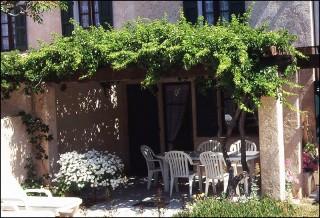 Gîtes Au Jardin de la Ferme : Les Vignes Vierges. Six Fours, Le Brusc