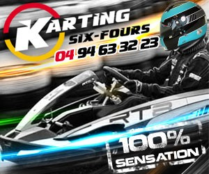 Karting Six Fours La Seyne