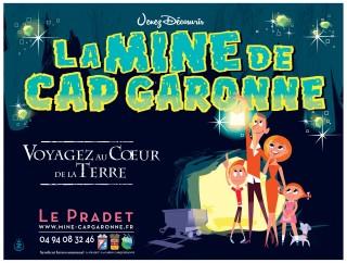 Mine du Cap Garonne