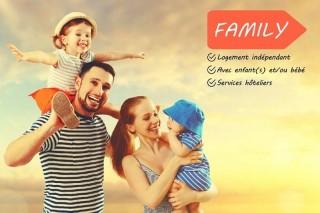 Offre Family sur l'île des Embiez