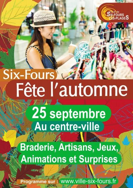 Six Fours fête l'automne