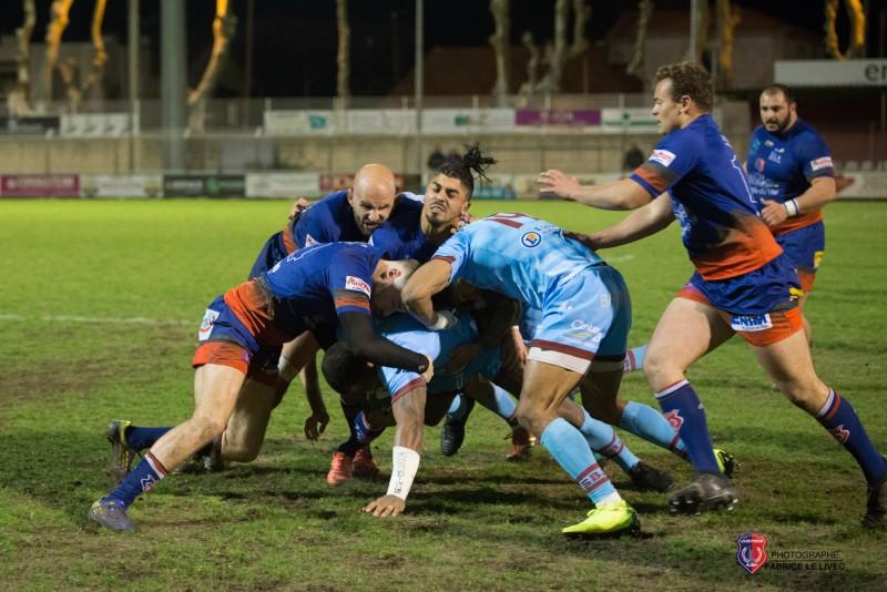 Match de rugby de l'Union Sportive Seynoise