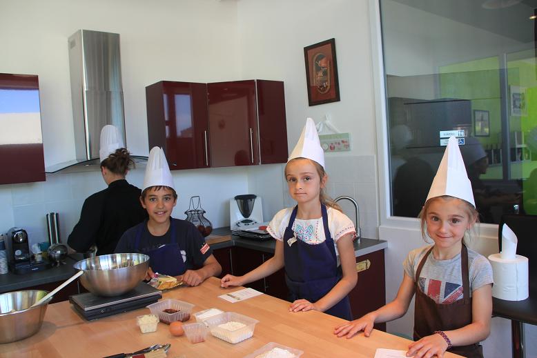 cours de cuisine pour enfants et adultes - carrement bon