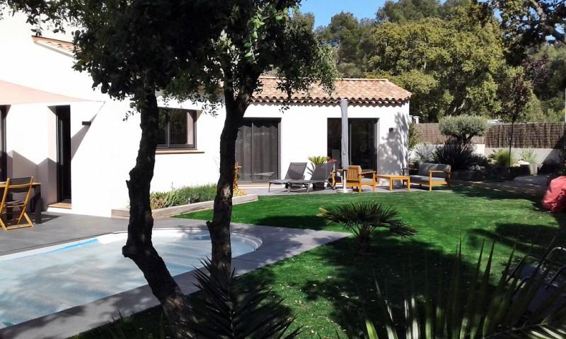 Le Clos des Barelles - La Maison et le jardin
